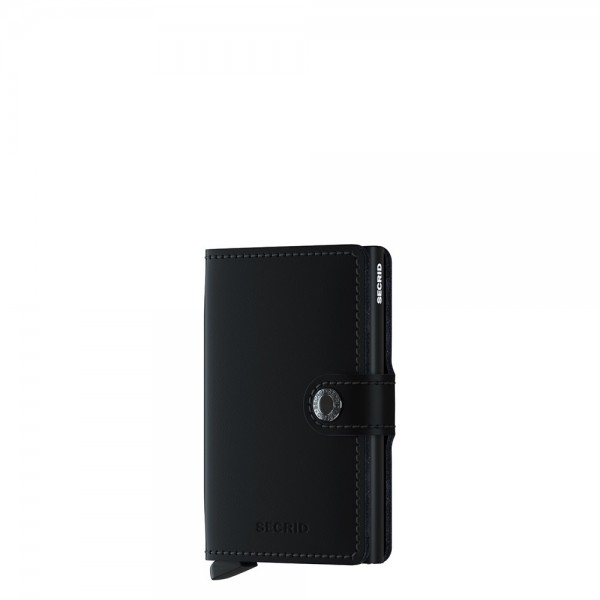 Secrid Miniwallet Matte Black 286325