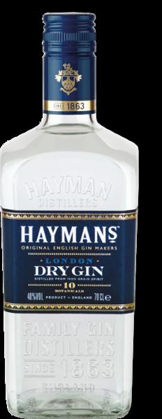 Hayman's London Dry Gin 47%, 0,7l