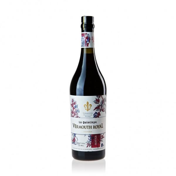 La Quintinye Vermouth Royal Rouge, 16,5%, 0,7l