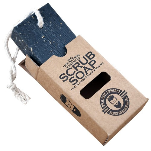 Dr K Soap Company Scrub Soap 110g
