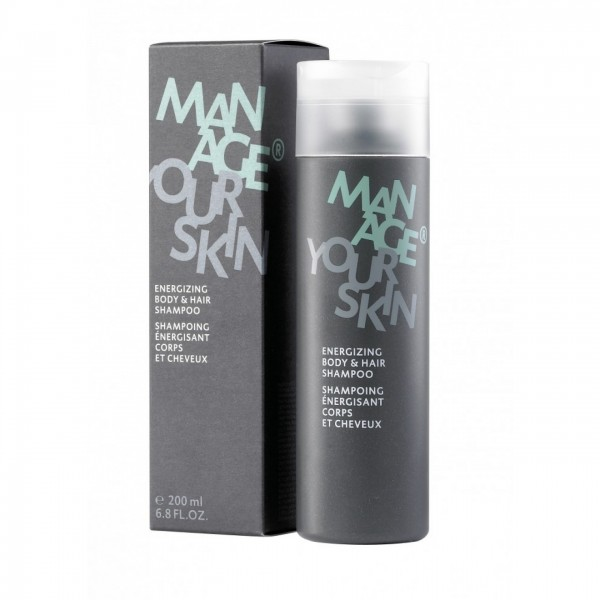 Dr. Spiller Man Age - Energizing Body & Hair Shampoo