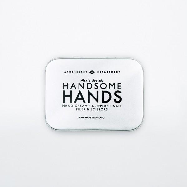 """""""Handsome Hands"""" Maniküre Kit"""