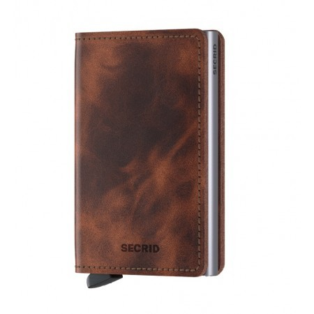 Secrid Miniwallet Vintage Brown 281825