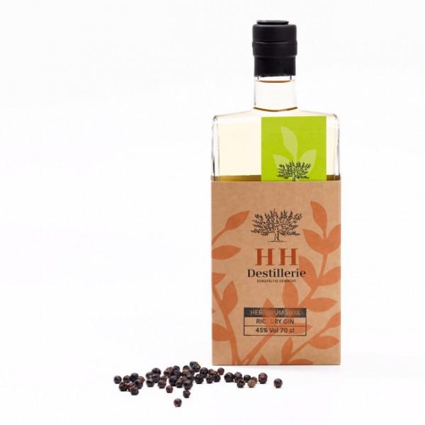 Rigi Dry Gin Herbarum Tilia