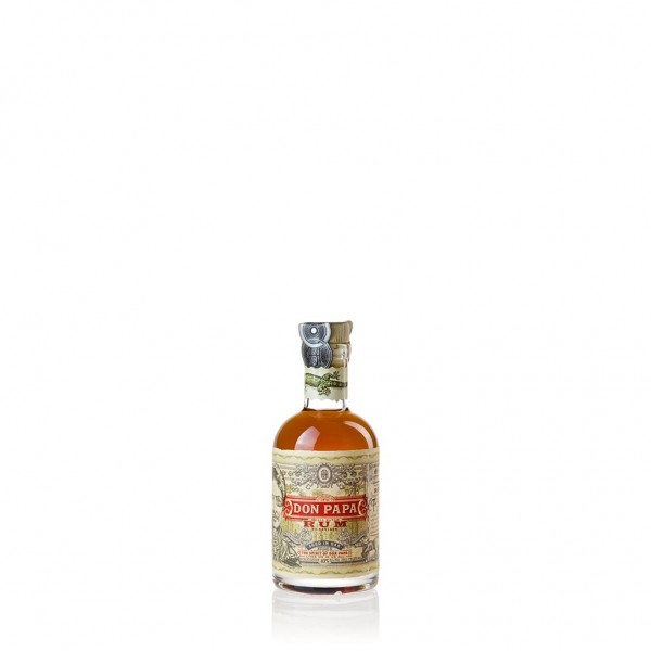 Don Papa Rum Mini 0,2L 40% Vol.