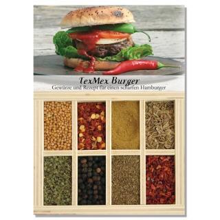 Feuer&Glas Gewürzkästchen TexMex Burger