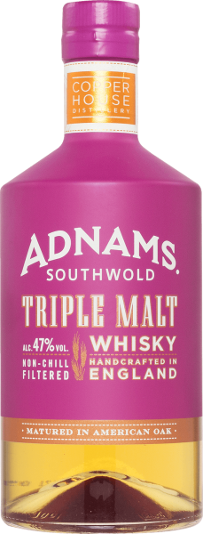 ADNAMS TRIPLE MALT WHISKY 47% VOL., 700 ML