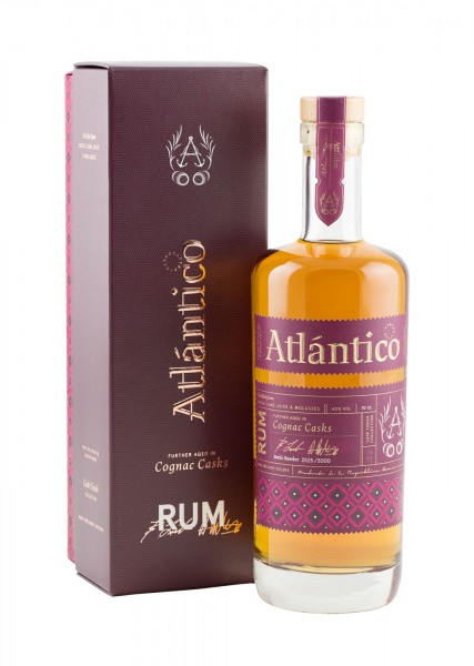 Atlantico Rum Cognac Cask 40%