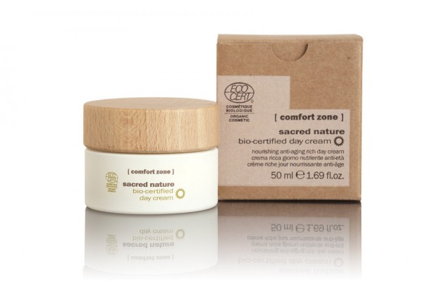 SACRED NATURE DAY CREAM 50 ML