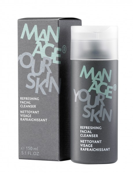 Dr. Spiller Man Age - Refreshing Facial Cleanser