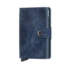 Secrid Miniwallet Vintage Blue 286530
