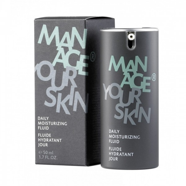 Man Age - Daily Moisturizing Fluid