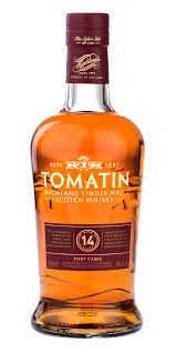 Tomatin Port Wood Finish 14 Jahre 46%