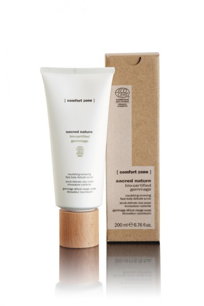 comfort zone SACRED NATURE FACE & BODY GOMMAGE 200 ML