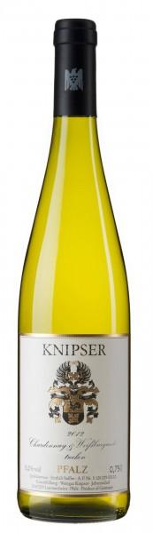 Knipser Chardonnay & Weißburgunder 0,75l
