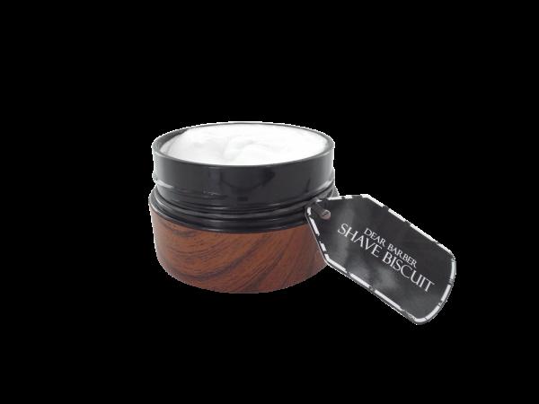Dear Barber - Shave Biscuit - Rasiercreme