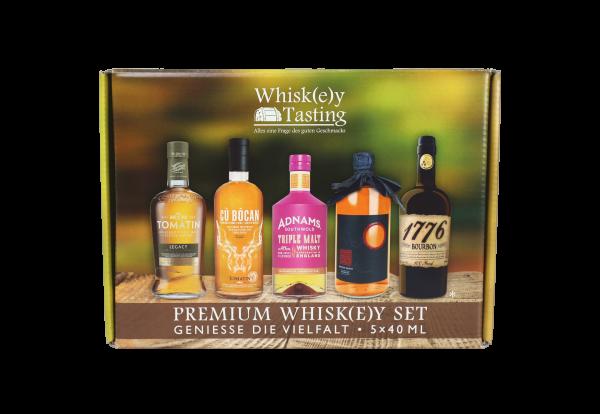 Whisk(e)y Tasting Box