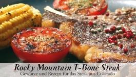 Feuer & Glas Rocky Mountain T- Bone Steak Gewürz
