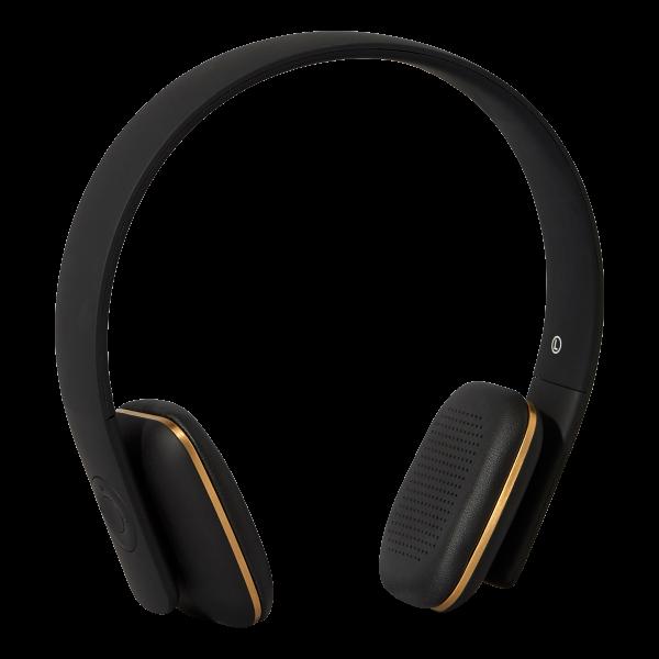 a-Head drahtlose Kopfhörer Black