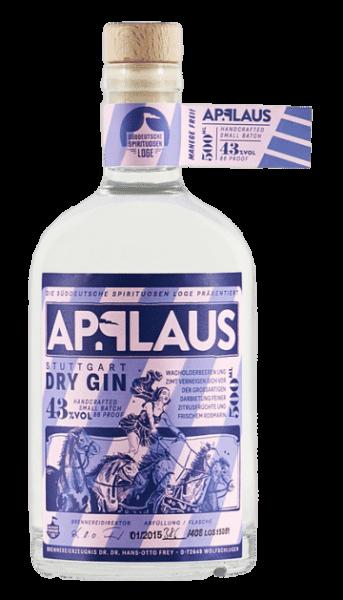 Applaus Dry Gin 500ml 43% vol.