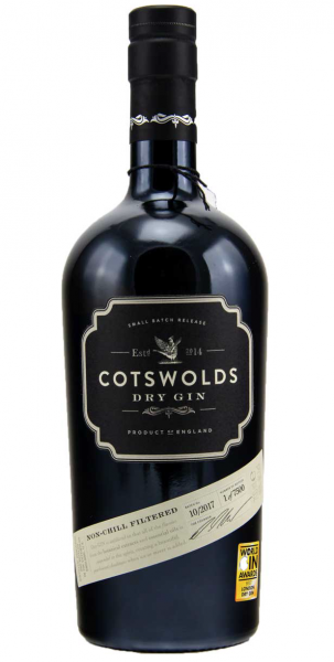 Cotswolds Distillery Dry Gin 0,7l 46%