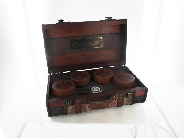 Dear Barber - Vintage Koffer klein