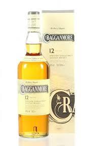 Craggenmore Speyside Single Malt Scotch Whiskey