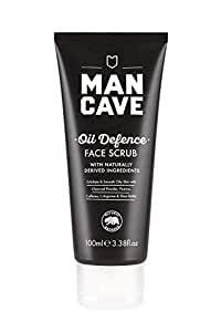 Oil Defense Face Scrub