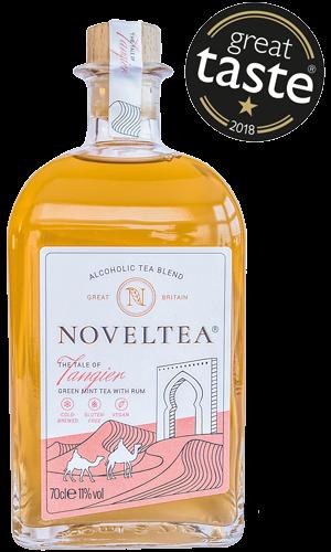 Tangier Tee - Grüne Minze mit Rum