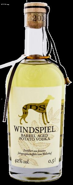 Windspiel Vodka - BARREL AGED POTATO VODKA