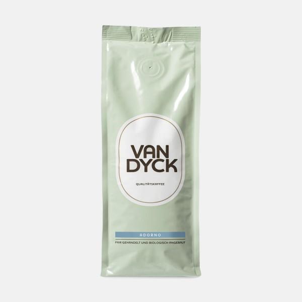 Van Dyck Kaffee Adorno Espresso 250g ganze Bohnen