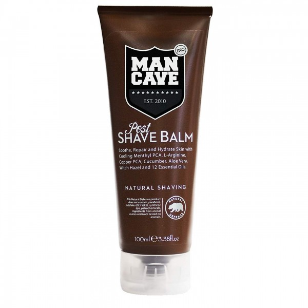 Man Cave Post Shave Balm