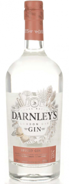 Darnley's View Spiced Gin 42,7% 0,7l