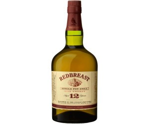 Redbreast Single Pot Still 12 Years