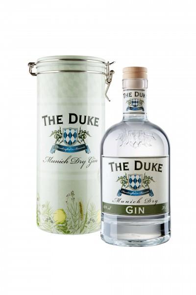 THE DUKE – Munich Dry Gin 0,7L & Runddose