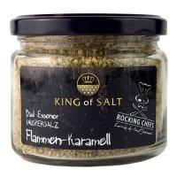 King of Salt Flammen-Karamell 200g