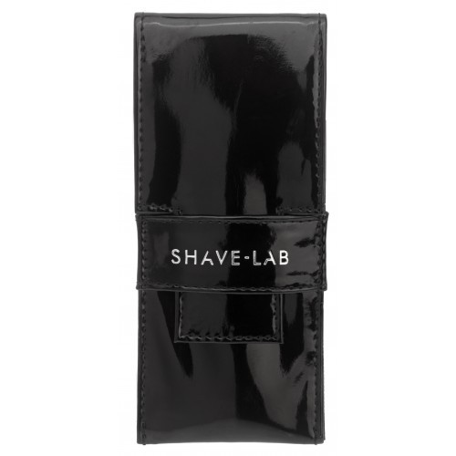 Shave Lab Slim Traveller - Klavier-Lack Canvas - Black Edition