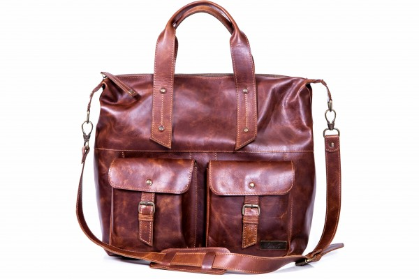 Mojo Leather Weekender