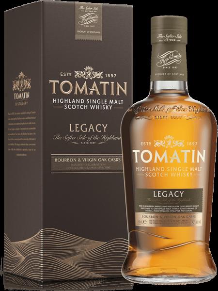 Tomatin Legacy 43%