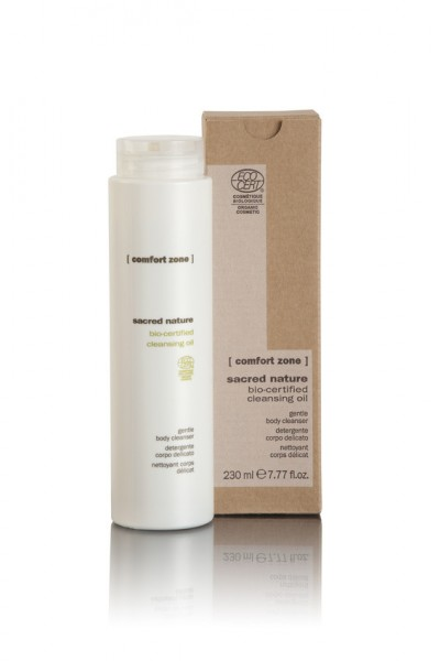 comfort zone SACRED NATURE CLEANSING OIL 230 ML