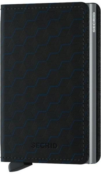 Secrid Slimwallet Optical Black Titanium
