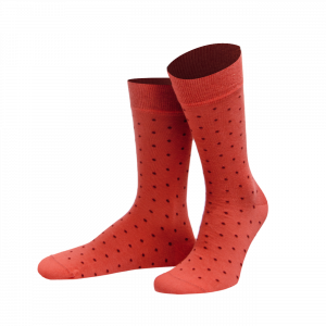 Herrensocken Dots Dublin