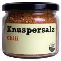 King of Salt Knuspersalz Chili 200g