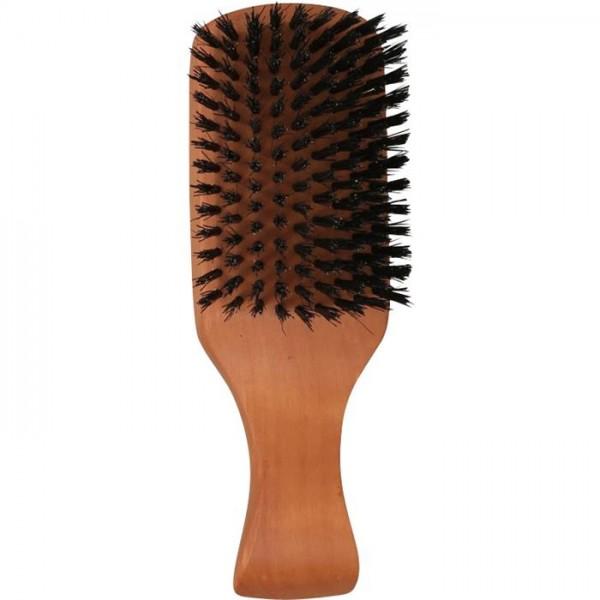 1o1 Barbers - Bartpflege Bartbürste groß mit Griff