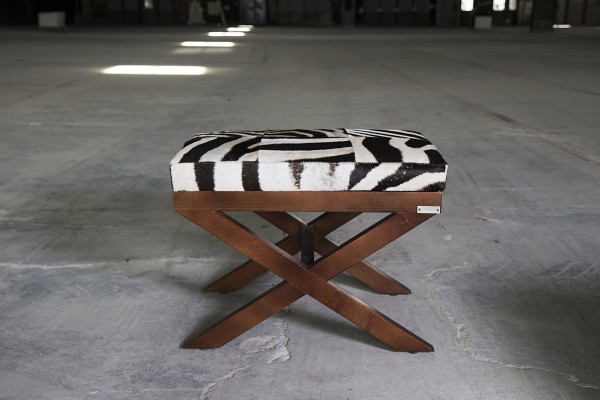 Hocker Burchell-Zebra