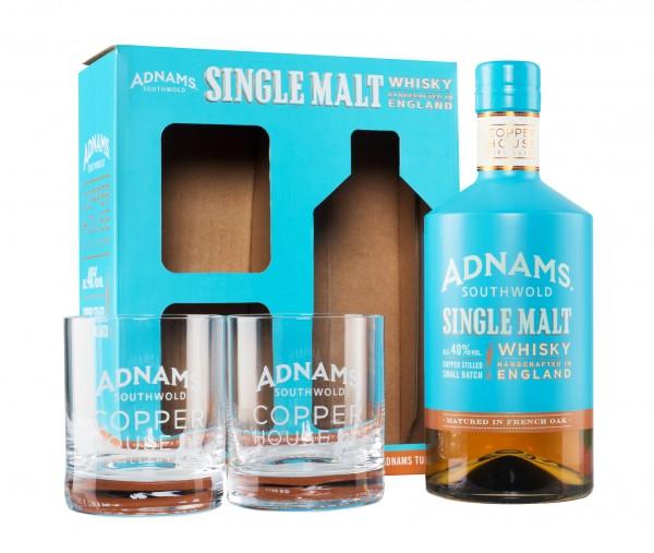 Adnams Single Malt Whisky , 40% vol.