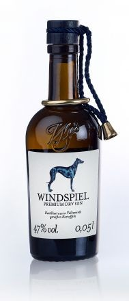 Windspiel Dry Gin Mini 0,05l