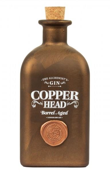 Copper Head Barrel Aged Gin