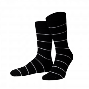Herrensocken Stripes