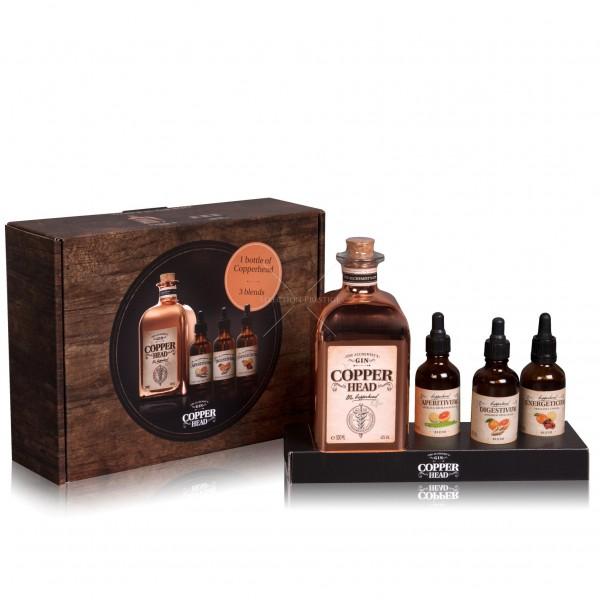 The Alchemist's Gin Box
